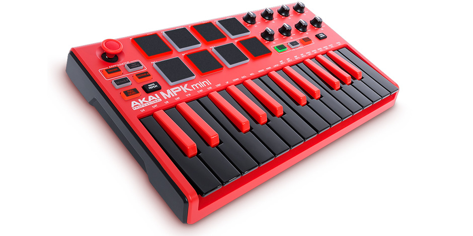 MPK mini MK2 RED